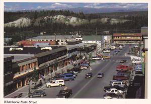 Street View, Main Street, Whitehorse, Yukon, Canada, 50-70´s