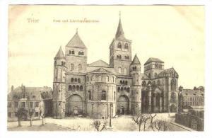 Dom Und Liebfrauenkirche, Trier (Rhineland-Palatinate), Germany, 1900-1910s