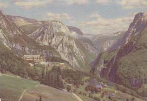 Panorama, Stalheim, Norge, Norway, 1900-1910s