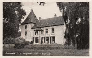 RP: GRONSVELD , Limburg , Netherlands , 30-40s ; Jeugdhotel Kasteel Rijckholt