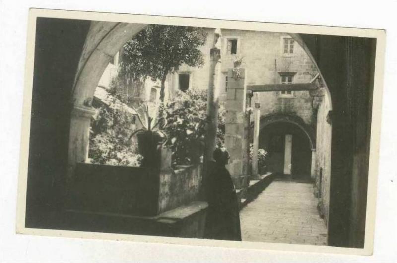 RP, Franziskaner-Kloster, Dubrovnik (Ragusa), Croatia, 1920-1940s