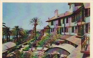 Spain Costa Del Sol Algeciras Hotel Reina Cristina Real Photo