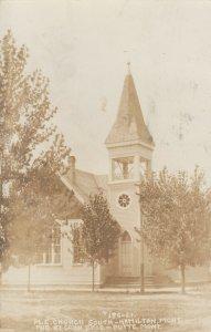 RP; SOUTH HAMILTON , Montana , 1912 ; M.E.Church