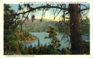 Blue Creek Bay Coeur d'Alene ID Unused