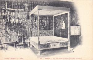 NANCY, Lit du Antoine Musee Lorrain, Meurthe et Moselle, France, 00-10s