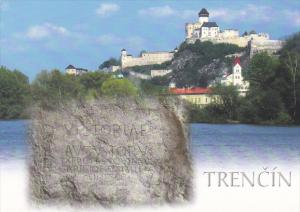 Trencin Castle Trencin Slovakia