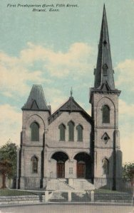 BRISTOL , Tennessee, 1911 ; First Presbyterian Church