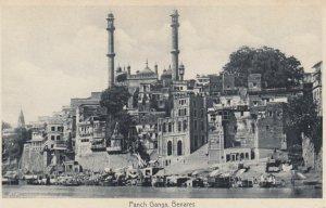 BENARES , India , 1900-10s ; Panch Ganga