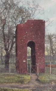 JAMESTOWN, Virginia, 1900-10s; Old Church Tower of 1617