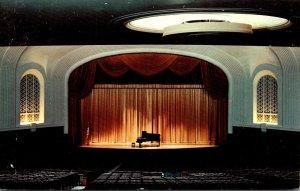 Indiana Bloomington The Auditorium Indiana University