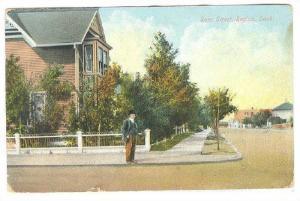 Rose Street, Regina,Saskatchewan, Canada,00-10s