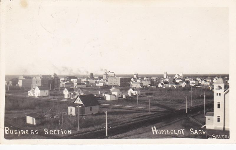 RP:  HUMBOLT , Saskatchewan , Canada , PU-1914 ; Business Section