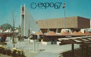 MONTREAL , Quebec, Canada, EXPO67 ; Pavilion of India