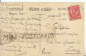 Genealogy Postcard - Vallod - Res Des Glacis 18 - Nancy - France - Ref 8930A