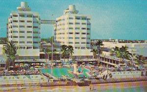 Florida Miami Beach The Sherry Frontenac Hotel