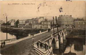 CPA  Épernay - Le Pont de la Marne  (742458)