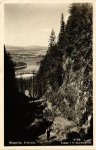 CPA AK NORWAY Ringerike, Krokleiva (256512)