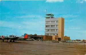 IA, Sioux City, Iowa, Municipal Airport, Administration Building, Dexter 24103-B