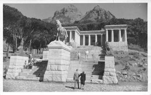 South Africa The Rhodes Memorial on Devil's Peak, Cape Town 1951