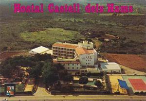 Spain Mallorca Porto Cristo Hostal Castell del Hams