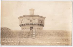 RPPC, 1808 Old Fort, No. Edgecomb ME