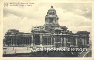 Brussels, Belgium, België, la Belgique, Belgien Palace of Justice  Palace of...
