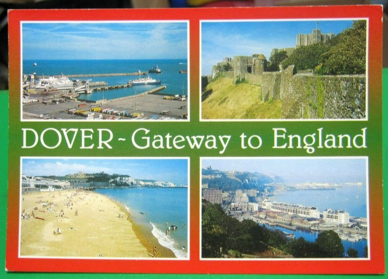 England Dover Gateway to England - unposted marked