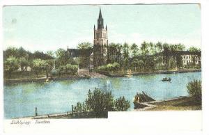 Partial Scene, Lidkoping, Sweden, 1900-1910s
