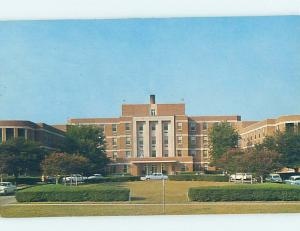 Unused Pre-1980 HOSPITAL SCENE Norfolk Virginia VA W2501