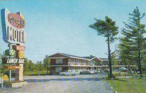 Canada Ontario Cornwall Murray Hill Motel