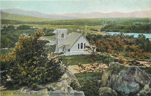 Bretton Woods New Hampshire~Stickney Church of the Transfiguration c1910