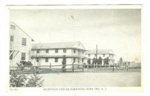 Reception Center Barracks, Fort Dix, New Jersey, 00-10s