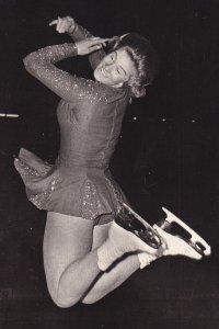 RP: Figure Skater SJOUKJE DIJKSTROVA (Holandsko) 1960s(3)