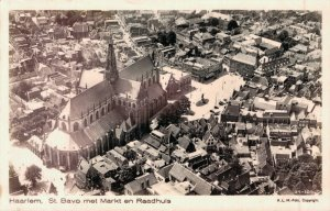 Netherlands - Haarlem Postcard Lot 11 Pieces With RPPC 01.03