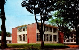 Maine Farmington Library and Classrooms State Teachers College