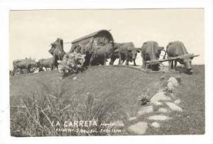 RP Staute LA CARRETA, Montevidea, Uruguay, 20-40s