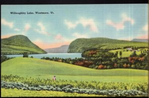 Vermont Willoughby Lake WESTMORE - LINEN