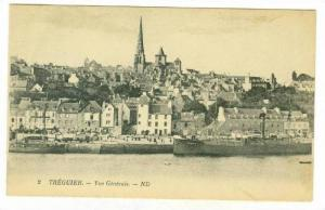 Vue Generale, Tréguier (Côtes-d'Armor), France, 1900-1910s