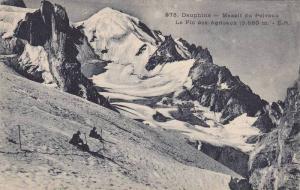 Massif Du Pelvoux, Le Pic Des Agneaux, Dauphine, France, 1900-1910s