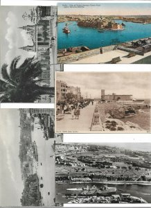Malta Postcard Lot of 10 01.14