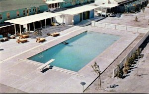 Utah Wendover The Patio Motel 1965