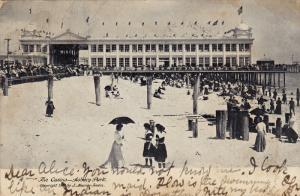 The Casino, ASBURY PARK, New Jersey, PU-1906
