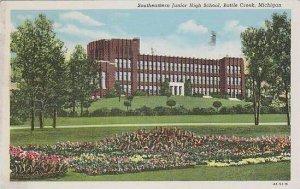 Michigan Battle Creek Southeastern Junior High School