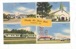 Moody Air Force Base, Valdosta, Georgia, 40-50s