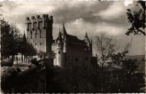 CPA Segovia Fachada principal del Alcazar SPAIN (744459)
