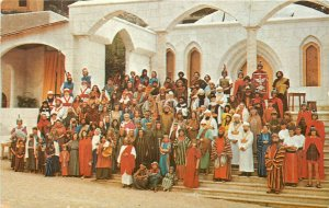 Great Passion Play Eureka Springs Arkansas AR Postcard