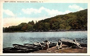 New York Peekskill Mohegan Lake Boat Landing