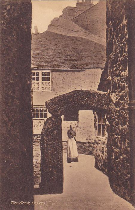 ST. IVES, Cornwall/ Scilly Isles, England, 00-10s ; The Arch