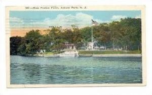 Asbury Park, New Jersey, PU-1925, Ross Fenton Farm