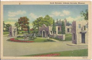 Jefferson Barracks - Missouri